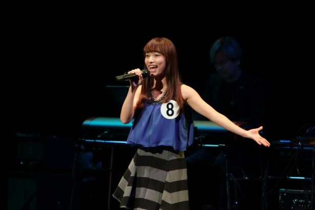 吉田理紗の自由曲は中島美嘉の「ORION」