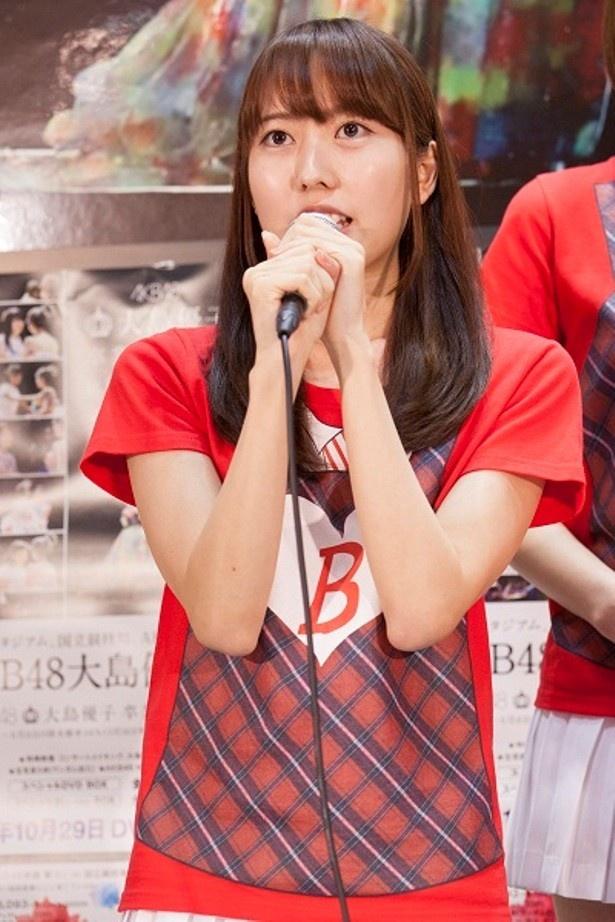 【写真を見る】バイトAKBメンバーとしてAKBグループに戻ってきた元AKB48の佐伯美香