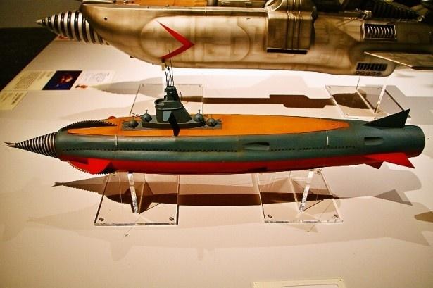 『海底軍艦』(1963)より海底軍艦轟天号