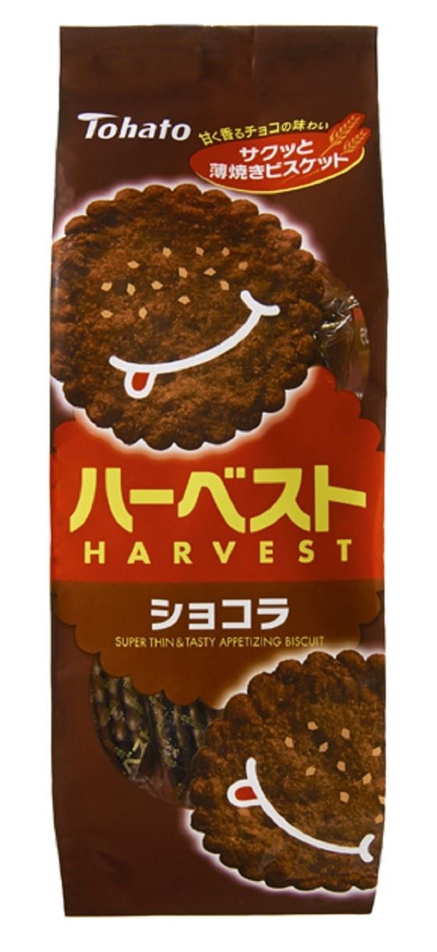 甘く香るチョコの味わい 「ハーベストショコラ」(150円前後)