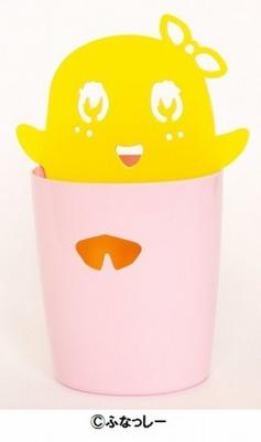 29日(土)より発売予定の第3弾アイテム「インテリアボックスSS/ピンク」(税抜1050円)