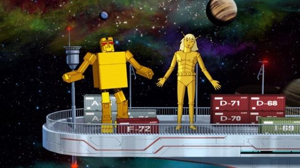 ゴールドライタンとマグマ大使の夢のような共演も!