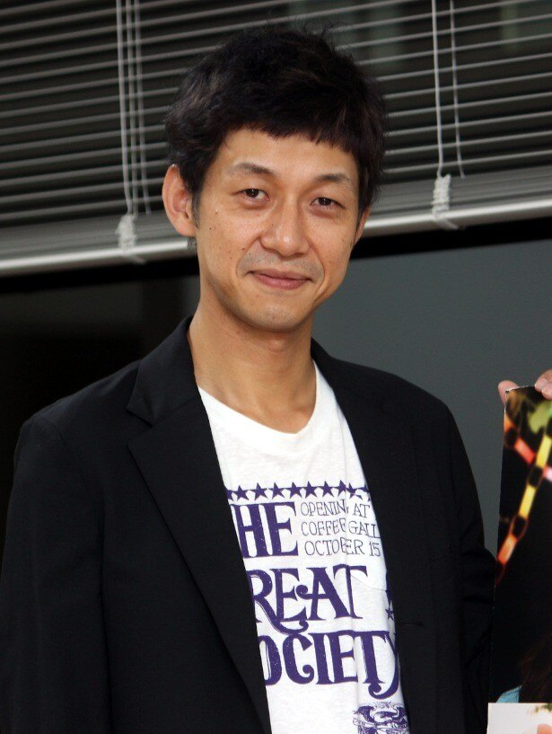 メガホンをとった深川栄洋監督