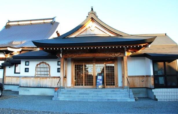 瑞祥山 極楽寺は風情のある佇まい