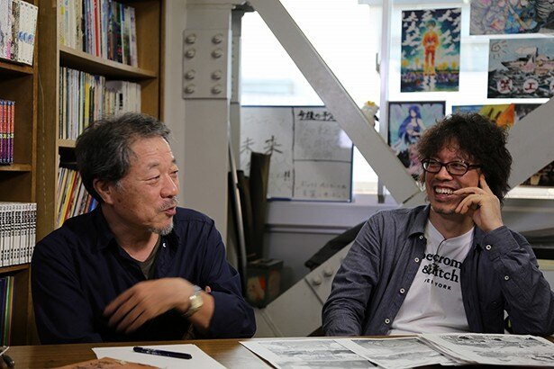 11月8日(土)の「浦沢直樹の漫勉」(NHK Eテレ)では、漫画家・浦沢直樹が同じ漫画家のかわぐちかいじらの作画現場に足を踏み入れる