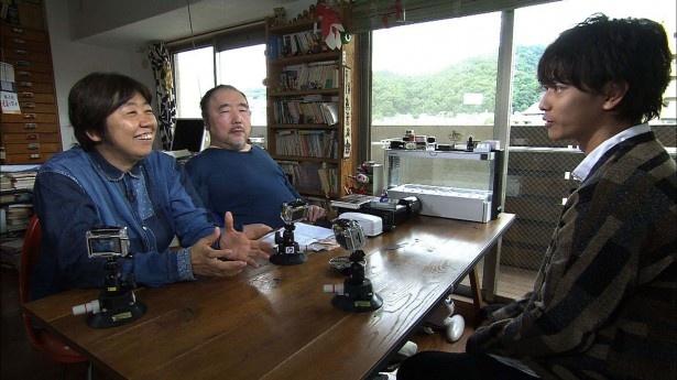 11月8日(土)放送の「SWITCHインタビュー 達人達」(NHK Eテレ)は、 佐藤健と脚本家・木皿泉(和泉務・妻鹿年季子夫妻)が対談。このほか、表現にまつわる計14番組をピックアップ