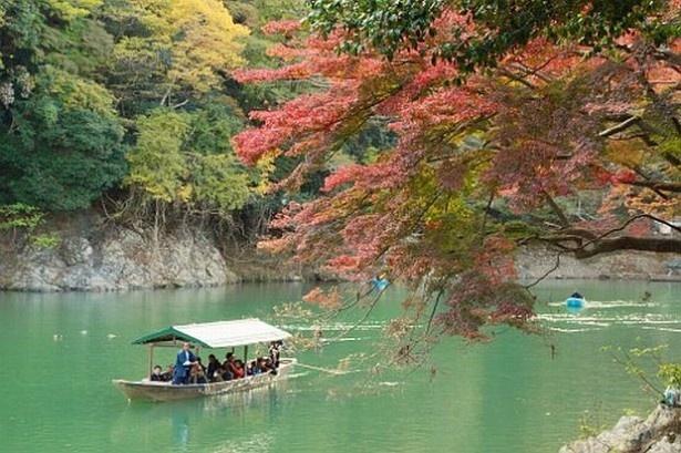 嵐山(京都府/京都市右京区)は定番人気エリア