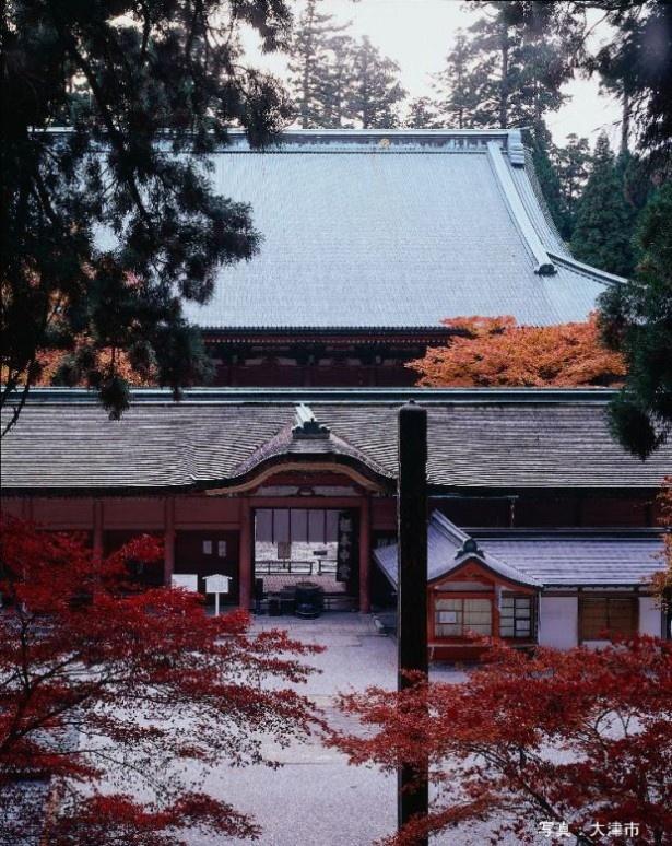 比叡山(京都府京都市左京区)では比叡山もみじ祭りを11月24日まで開催