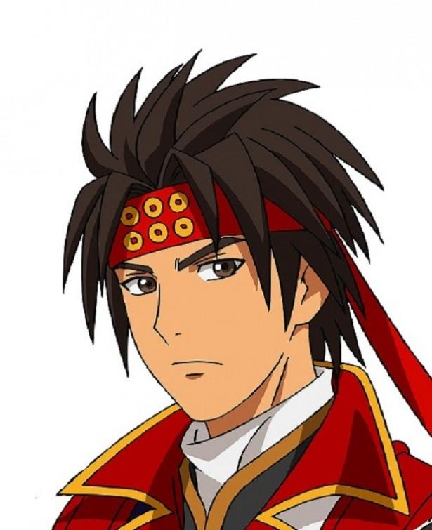 真田家の若武者・幸村は、信じた道を貫く、芯の強いキャラクター