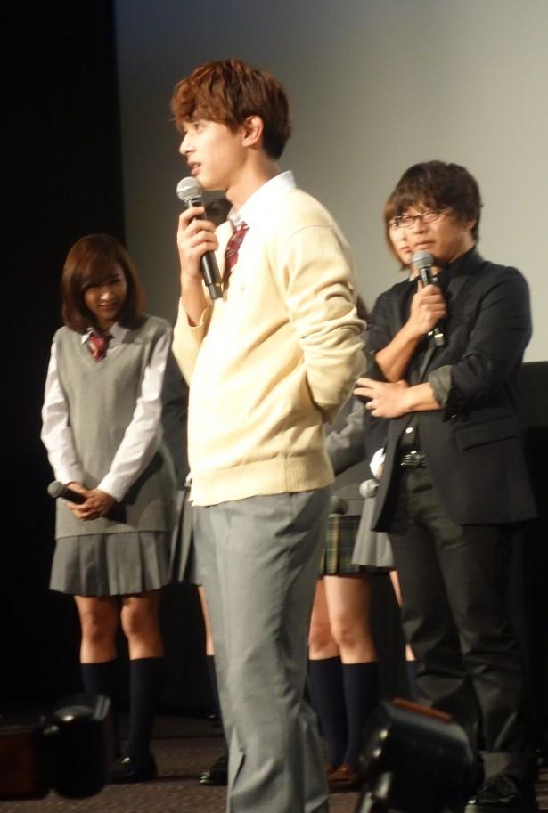 胸キュンセリフ対決で、吉沢は「落としにかかりますよ」と本気の芝居!