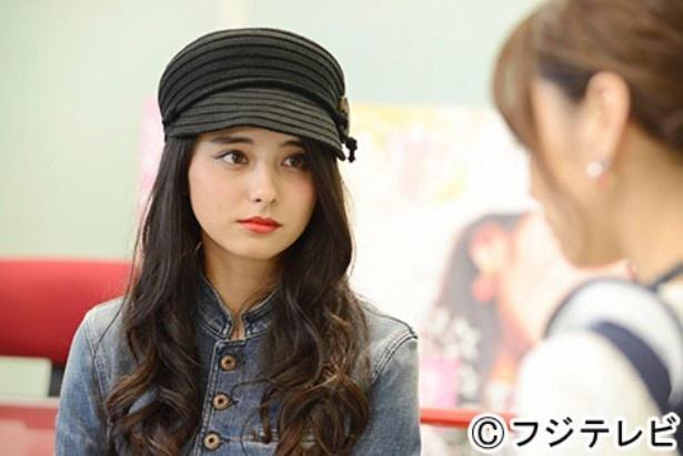 「ファーストクラス」第5話に超ワガママセレブモデル・ERENA(石田ニコル)が再登場!