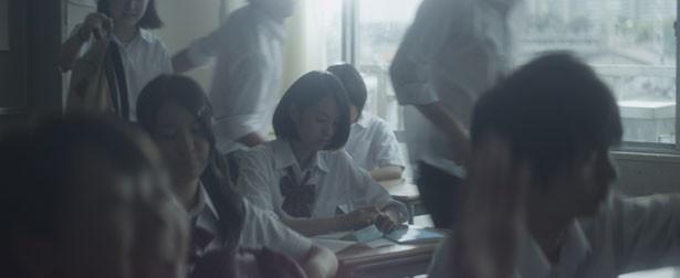 将来を決めきれずにいる女子高生の葛藤を清野が体現