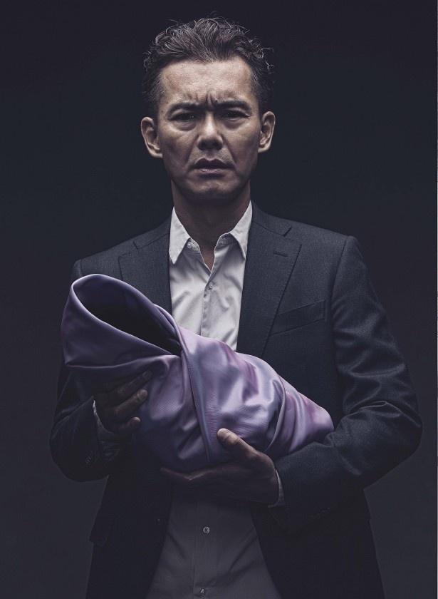 WOWOW連続ドラマW「翳りゆく夏」に主演する渡部篤郎