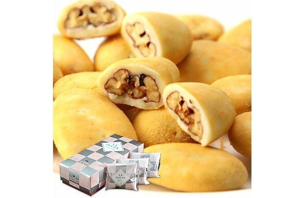 サロンドロワイヤルの「ラ・ラ・ラ ピーカン」(10袋、1250円)は楽天ランキングの上位常連商品