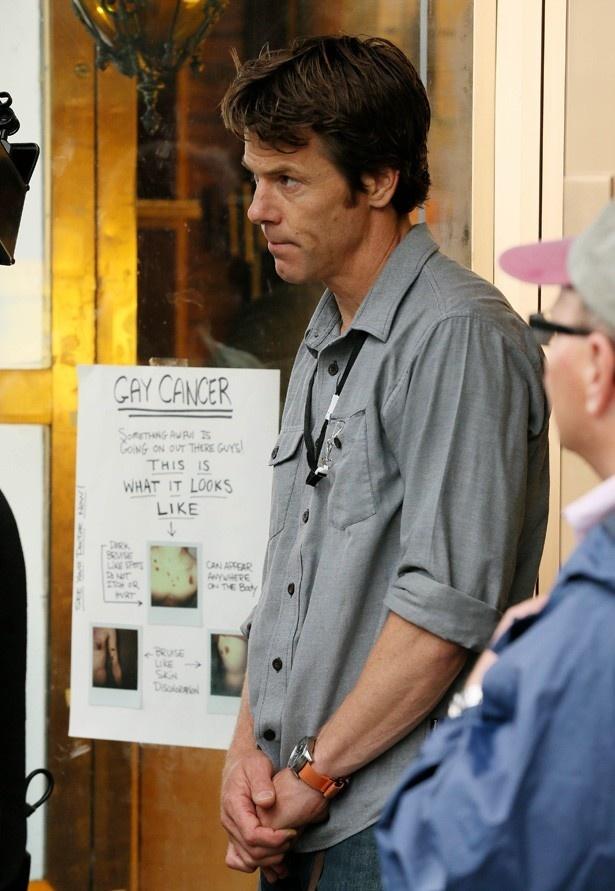 【写真を見る】夫は映画のカメラマンであるダニー・モダー