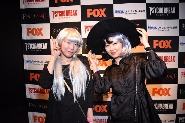 """魔女っ子たちも""""Happy Halloween"""""""