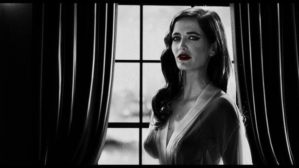 『シン・シティ 復讐の女神』(15年1月10日公開)のエヴァ