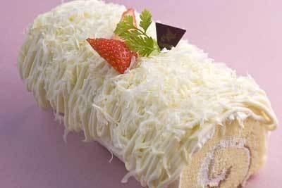 「手作り工房いまむら」のホワイトチョコクリーム(1050円)