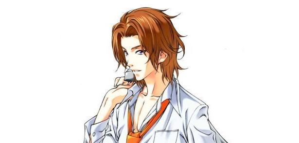 ちゃらんぽらんでひょうひょうとした新宿慎太郎は大人な雰囲気(CV置鮎龍太郎)