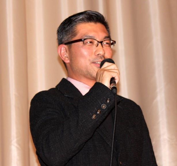 メガホンをとった豊島圭介監督