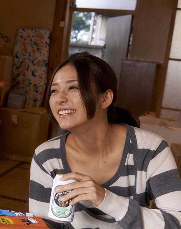 志乃の学生時代からの親友・ナナコ役を演じる木村文乃