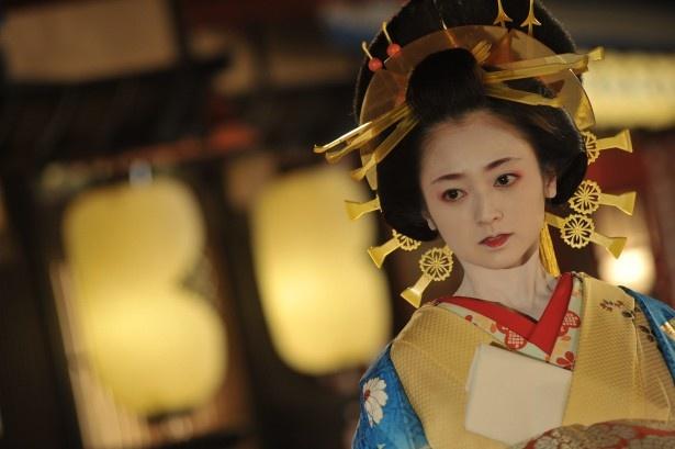 """映画「花宵道中」の主演を務めるのは""""天才子役""""から大人の女優へと脱皮した安達祐実"""