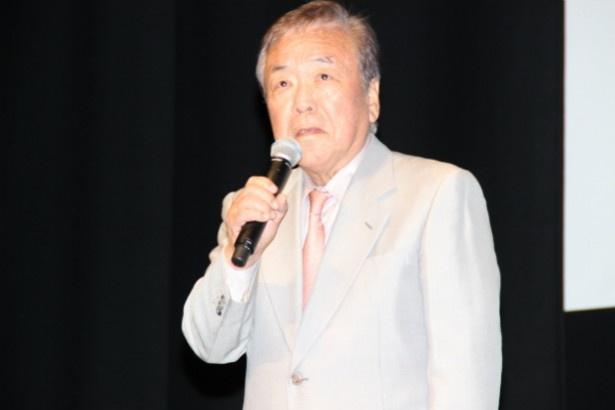 メガホンをとった神山征二郎監督