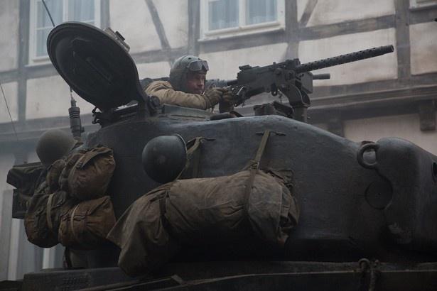 戦車長ウォーダディーが仲間の命を守る