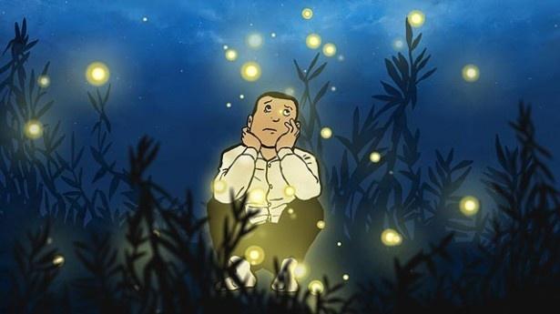 辰巳ヨシヒロの自伝的コミック「劇画漂流」と彼の代表的な5つの短編を最新技術によって描く