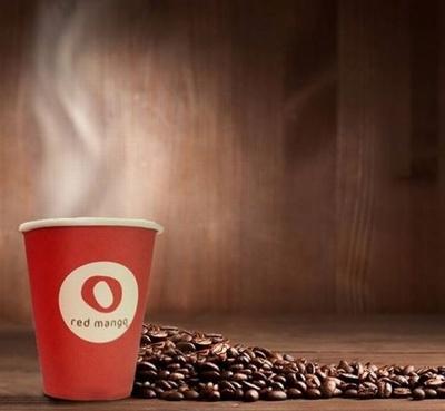 アメリカで認定されたオーガニックコーヒーも販売。高品質のコーヒー豆を贅沢に使用している