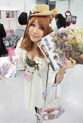 11月8・9日、東京・池袋は「アニメイトガールズフェスティバル2014」で盛り上がった