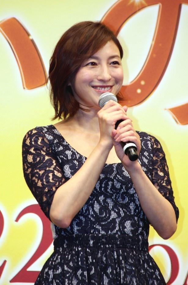 事故で亡くなったポールダンサー・ユウコ役の広末涼子