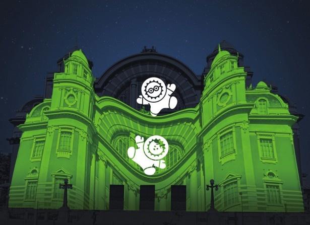 「OSAKA光のルネサンス」の3Dマッピングは内容一新!