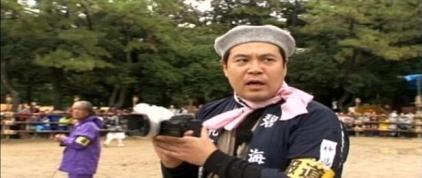 """「もしものシミュレーションバラエティー お試しかっ!」の新企画""""日本の奇祭で迫力映像を撮れ! スクープグランプリ!!""""に挑むタカ"""