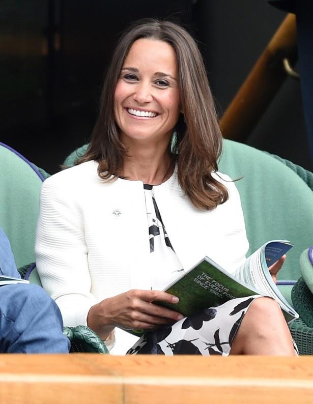 キャサリン妃の妹ピッパが米テレビ局のプレゼンターになる?