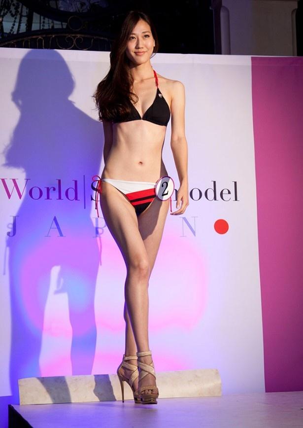 準グランプリに選ばれた稲田南子さん