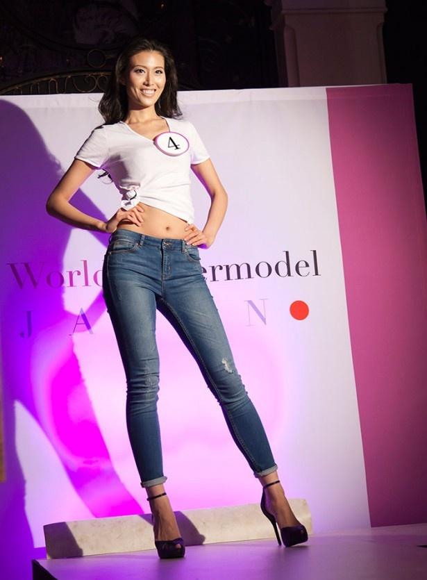 World Supermodel JAPAN2014 日本代表 Nonさん
