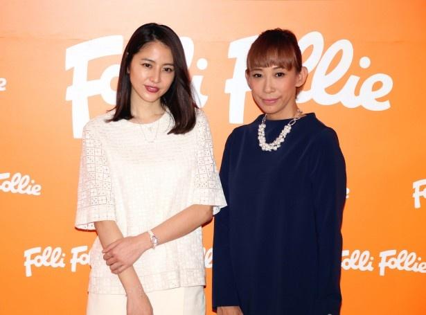 蜷川は「めちゃくちゃかわいいし、女優さんとしてもすごいんだなというのを体感しました」と、長澤を絶賛