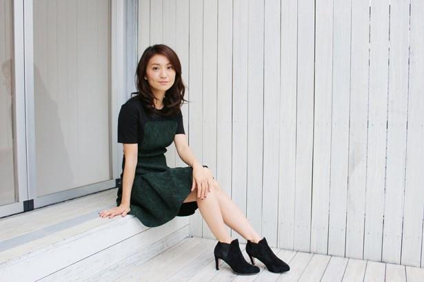 """10月に26歳を迎えた大島優子。雰囲気もすっかり""""オトナ""""な感じ"""