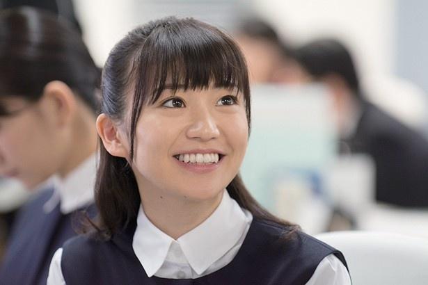 大島が「役を作り込まずに現場に臨んだ」という、原作にはないオリジナルキャラクターの相川恵子
