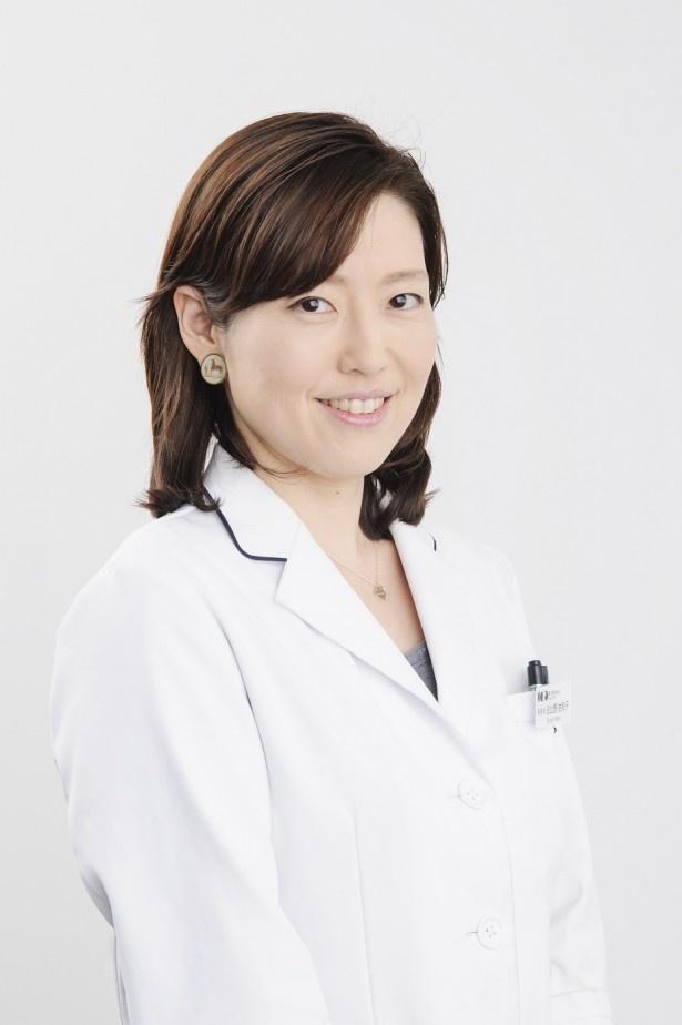 日比野佐和子先生は、東京・広尾にあるR サイエンスクリニック広尾で院長を務めている
