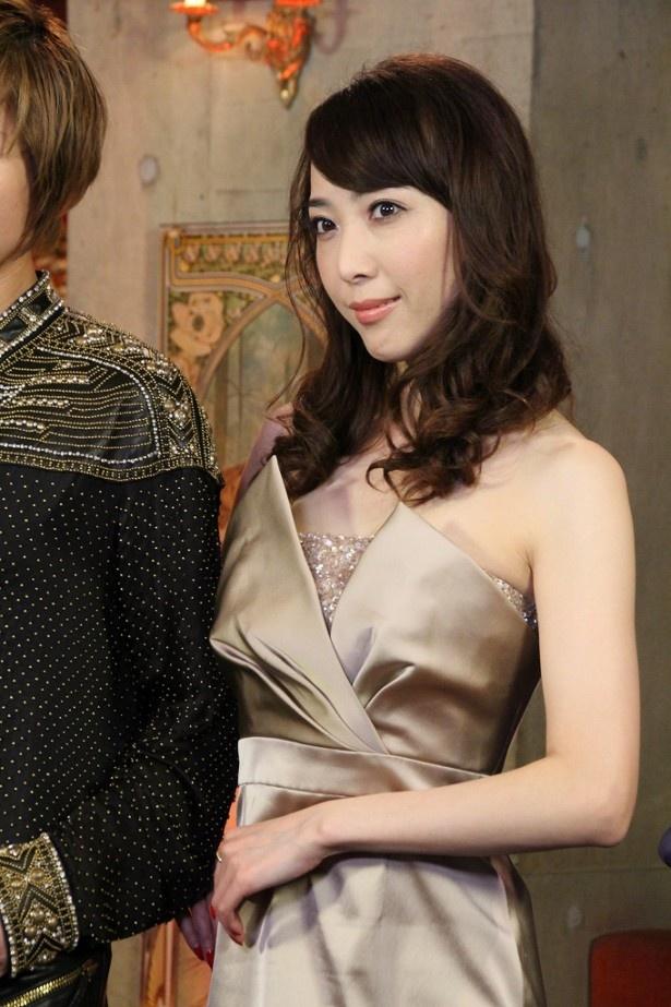 宝塚歌劇の魅力を「やっぱり華やかさ!」と語った貴城