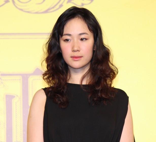 森内恵美子役の黒木華