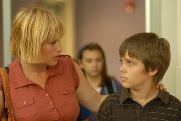 5年目。メイソンの母親を演じているのはパトリシア・アークエット