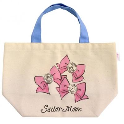 普段使いしやすいデザインに仕上げたリボン柄の「ミニトートバッグ」(2592円、送料・手数料別途)