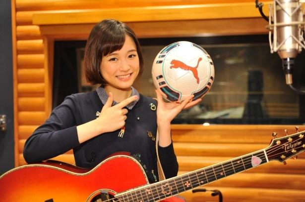 【写真を見る】アーティストとしてソロデビューも控える大原櫻子