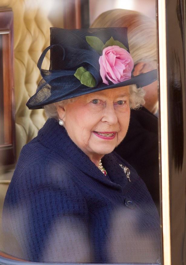 もちろんエリザベス女王も食べた