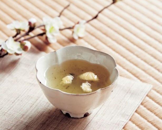 さっぱり味の梅こぶ茶