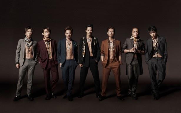 「―ベストアーティスト2014」に出演する三代目J Soul Brothers from EXILE TRIBE