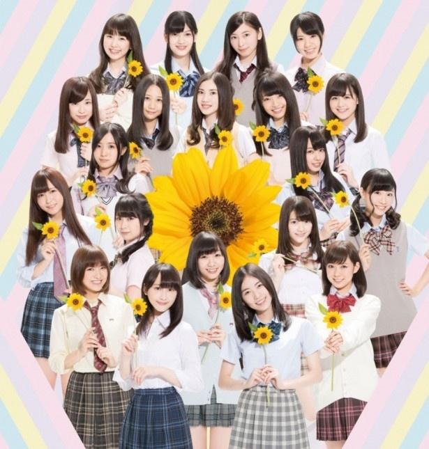 「―ベストアーティスト2014」に出演するSKE48